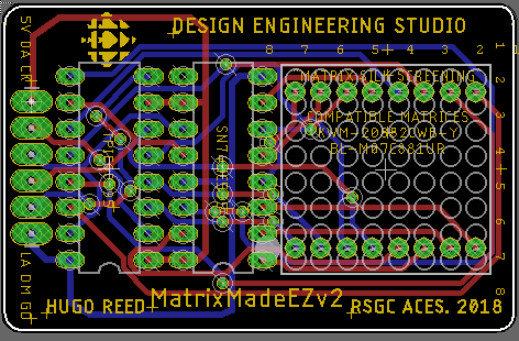 ACES PCB Design with EAGLE